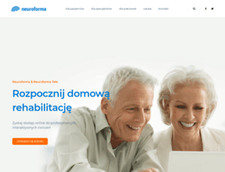 neuroforma.pl screenshot