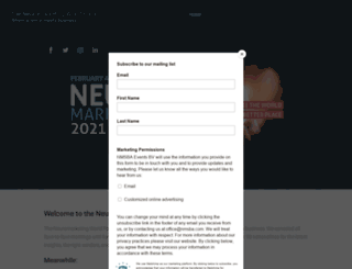 neuromarketingworldforum.com screenshot
