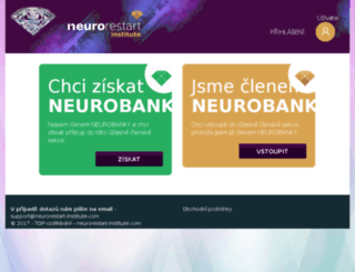 neurorestartemoce.cz screenshot