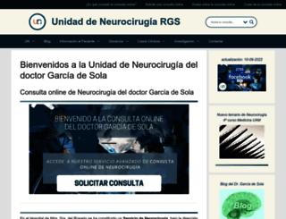 neurorgs.net screenshot