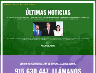 neurosalus.com screenshot