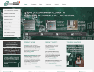 neurotechnologija.com screenshot
