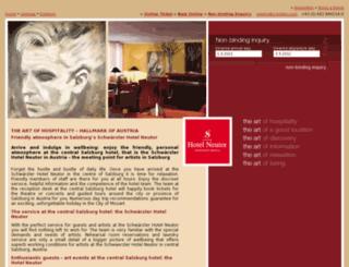 neutor.s-hotels.com screenshot