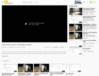 nevadacsd.eduvision.tv screenshot