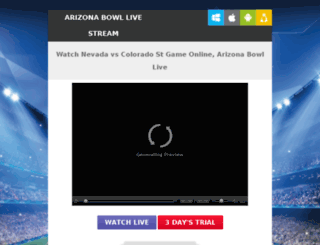 nevadafootballlive.com screenshot