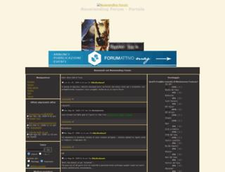 neverending.forumattivo.com screenshot