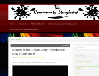 neverendingstorydepository.wordpress.com screenshot
