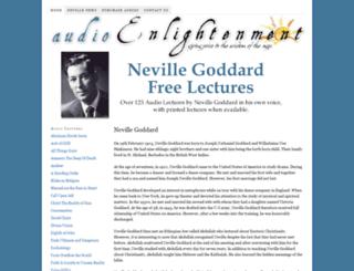 nevillegoddardfreelectures.com screenshot