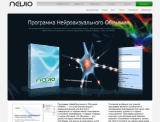 nevio.ru screenshot