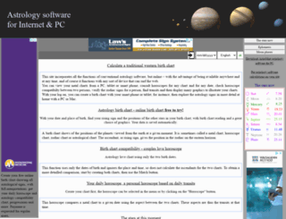 new-astrology.com screenshot
