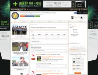 new-england-xc-championships.runnerspace.com screenshot
