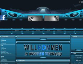 new-foxbox-dance-radio.de screenshot