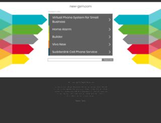 new-gsm.com screenshot
