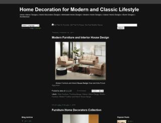 new-homedecorations.blogspot.com screenshot