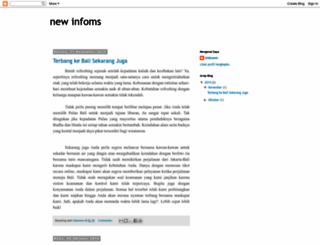new-infoms.blogspot.com screenshot