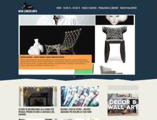 new-link.org screenshot