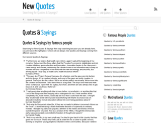 new-quotes.net screenshot