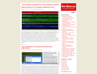 new-software.org screenshot