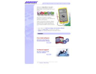 new-wave-concepts.com screenshot