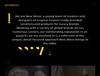 new-wave.tv screenshot