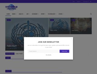 new-world-news.net screenshot