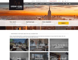 new-york-apartment.com screenshot