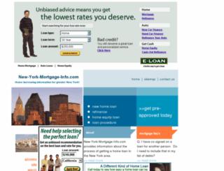 new-york-mortgage-info.com screenshot