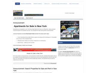 new-york-real-estate-agents.com screenshot