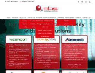 new.abs-mena.com screenshot