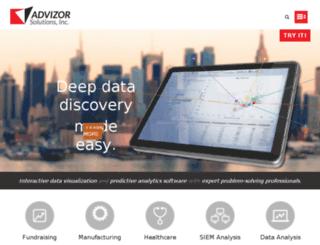new.advizorsolutions.com screenshot