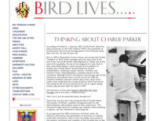 new.birdlives.co.uk screenshot