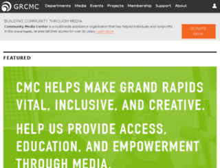 new.grcmc.org screenshot