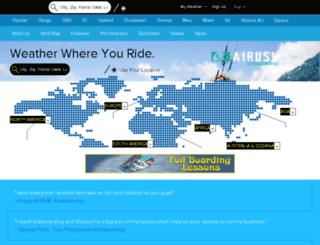 new.ikitesurf.com screenshot