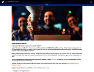 new.imprintables.com screenshot