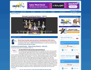 new.infodog.com screenshot
