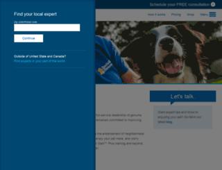 new.invisiblefence.com screenshot