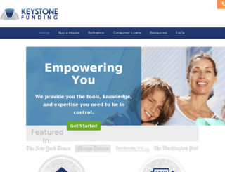 new.keystonefunding.com screenshot