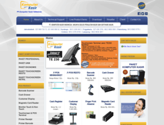new.komputerkasir.com screenshot