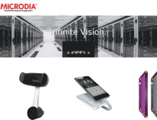 new.microdia.com screenshot