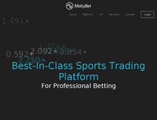 new.mollybet.com screenshot
