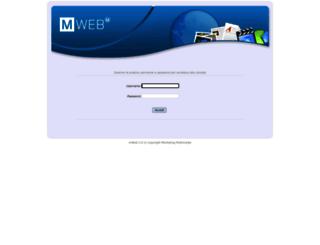 new.mweb.pro screenshot