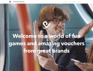 new.pointvoucher.com screenshot