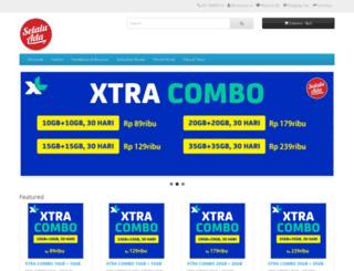 new.selaluada.com screenshot
