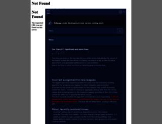 new.sokker.org screenshot