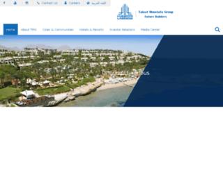 new.talaatmoustafa.com screenshot