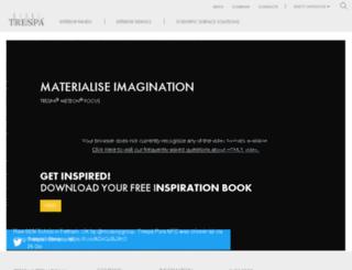 new.trespa.com screenshot