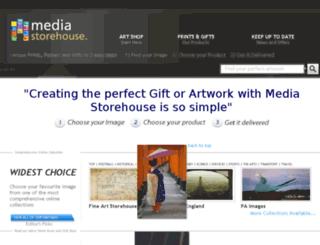 new1.mediastorehouse.com screenshot