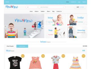 new4new.com screenshot