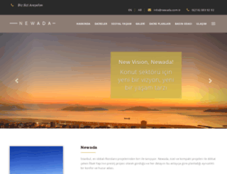 newada.com.tr screenshot