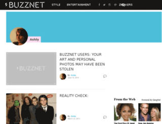 newageamazon.buzznet.com screenshot